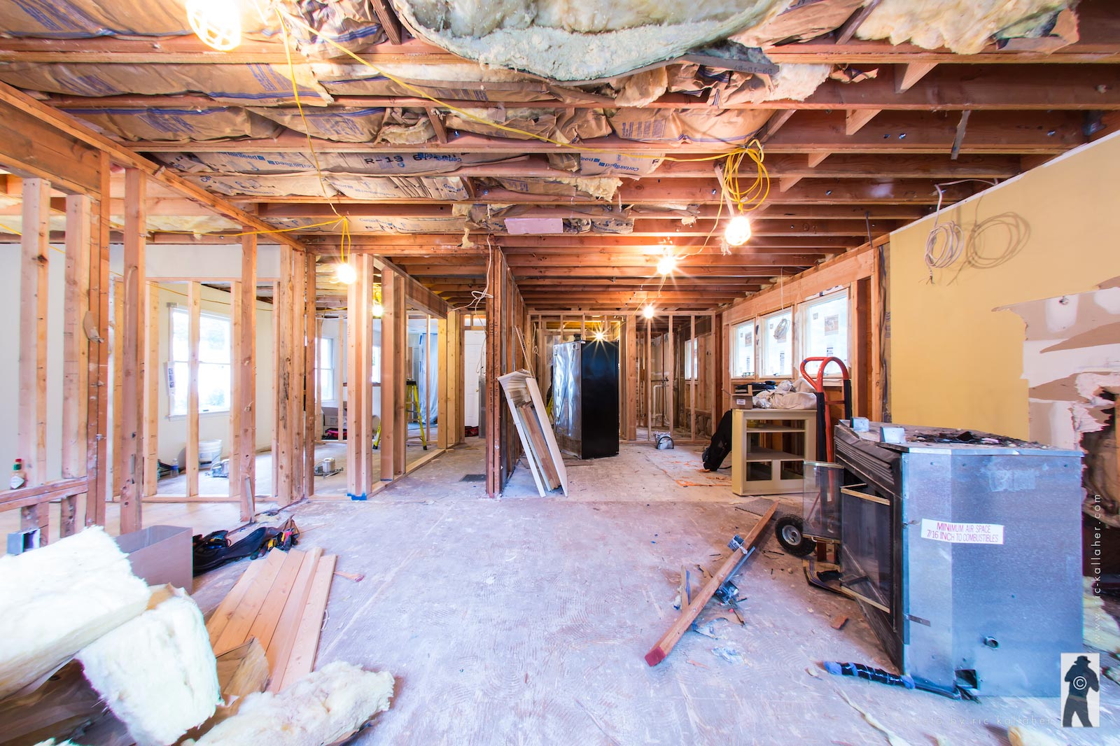 Wiring, Renovations & New Construction