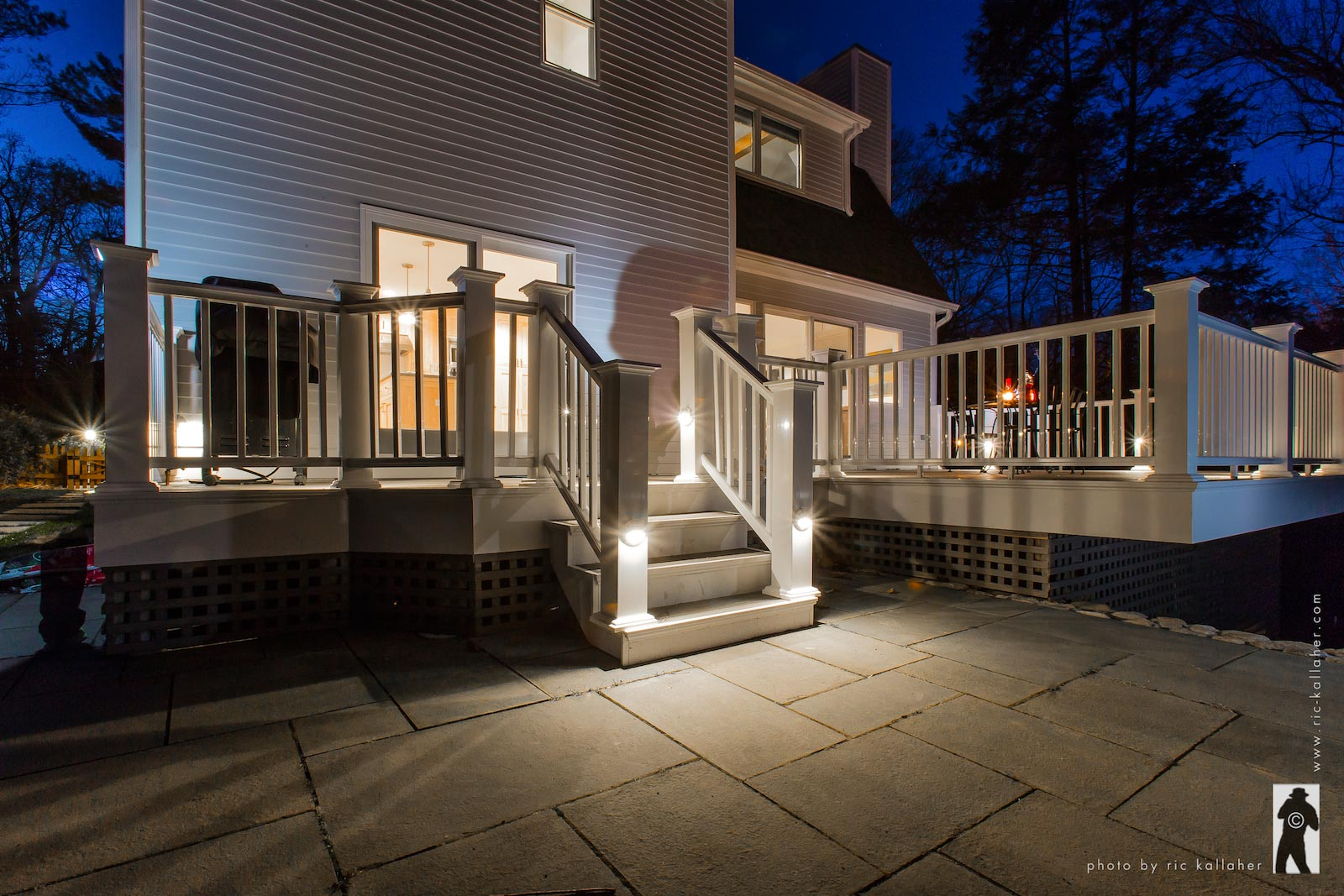 Exterior Work & Outdoor Lighting
